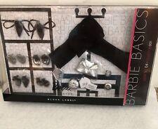 Black Label Barbie Basics Accessories Look 4 Collection 1