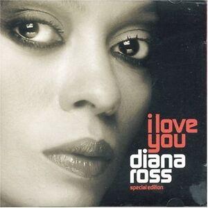 Diana Ross I Love You Edizione CD + DVD Nuovo Sigillato