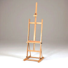 """H Frame Handcrafted, Prof, Easel, upto 50 """" Canvas, inc Dvd on Acrylic Painting"""