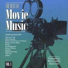 London Pops Orchestra : Best of Movie Music 1 CD