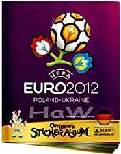 Panini EURO 2012 - EM 2012  - Deutsche Ausgabe - 50 Sticker aussuchen
