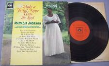 MAHALIA JACKSON Make A Joyful Noise Unto The Lord ORIGINAL 1963 UK MONO CBS LP