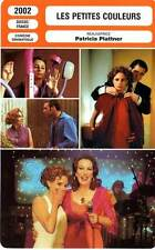 FICHE CINEMA : LES PETITES COULEURS Grinberg,Lafont,Plattner 2002 A Little Color