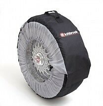 "SPARE WHEEL & TYRE CARRY/STORAGE BAG FITS 14""-18"" TYRES *NEW*"