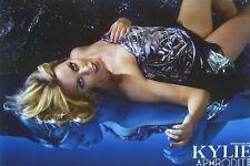"Kylie Minogue ""Aphrodite"" Hong Kong Promo Poster- Sexy!"