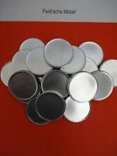 (320€/kg) 100g Fieldsches Metall, Field's Metal, Lot 62°C aus Indium Zinn Wismut