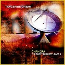 Tangerine Dream - Chandra - the Phantom Ferry - Part II [New CD]