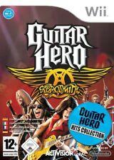 Nintendo Wii Spiel - Guitar Hero: Aerosmith nur Software NEU & OVP