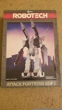 Robotech Attack Fortress SDF-1 Vintage Revell Model kits Scale 1/5000 1985 9.5in