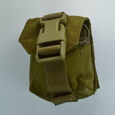 USMC Issue M67 Frag Coyote Molle II Grenade Utility Pouch