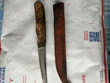 fish filet knife 4 inch blade