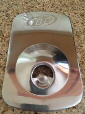 Miller Lite Stainless Steel Magnetic Beer Bottle Opener Bar Refrigerator Fridge