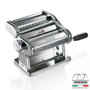 New ATLAS MARCATO Wellness 150mm Adjustable Pasta Making Machine Made in Italy 2