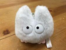 """Studio Ghibli My Neighbor Totoro 3"""" White Totoro Bean Filled Plush"""