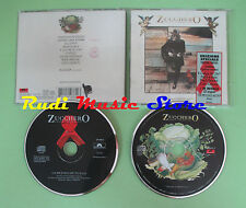 CD ZUCCHERO SUGAR FORNACIARI Spirito divino EDIZIONE SPECIALE (Xi2) no lp mc dvd