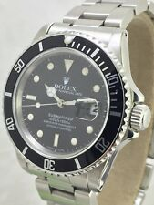 Rolex Submariner transitorio VINTAGE 1987 ref. 16800 Cal.3035 SUPERB come nn.