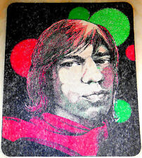 "Vintage ""MICK JAGGER"" Iron-on Transfer"