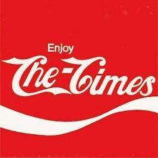 Enjoy/Up Against It by The Times (CD, Jul-2008, Artpop!)