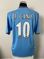 DI CANIO #10 West Ham United Away Football Shirt Jersey 2001-2003 (L)