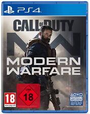 Call of Duty Modern Warfare - PS4 Playstation 4 - NEU OVP - Englisch - UNCUT