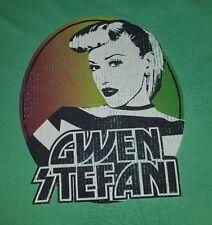 Vintage Gwen Stefani tshirt large original 1990s .28×21