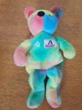 Arizona Diamondbacks Luis Tye-Dyed Bean Bear