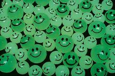144 Glow In The Dark Smiley Face Bouncy Super Balls Vending machine resale lot