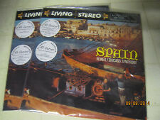 Living Stereo LSC2230 Reiner Spain  4 LP 45rpm