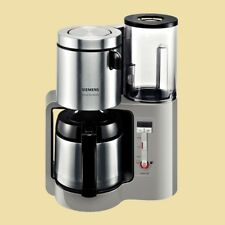 Siemens Thermo-Kaffeemaschine TC 86505 sensor for senses - urban grey/schwarz