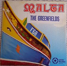 Center LP THE GREENFIELDS Singalong with the Greenfields Engl RCPL 1060 19?? Cov