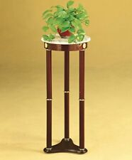 Telephone Desk Stand Table Indoor Plant Small Accent Pedestal Side Flower Pot