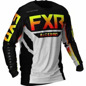 FXR Racing F21 Podium MX Men's Motocross Gear Jersey
