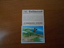 figurina DALTANIOUS n.146- ED. PANINI 1981 completa di velina