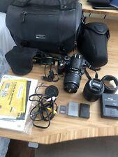 Nikon D D3200 24.2 MP Digital SLR Camera Set