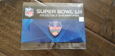 2019 Wincraft Collectible Giveaway Super Bowl 53 Liii Pin 1 Of Only 100 Produced