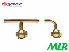 Sytec Doppel Weber 40 45 DCOE 48 50 DCO / SP Vergaser 90° 't' Benzin Union