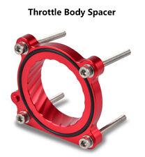 CNC Billet Aluminum Red Throttle Body Spacer For Toyota 86 FT86 GT86 2012-2017