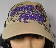 Denny Hamlin 11 baseball cap Chase Authentics Nascar linen blend embroidered hat