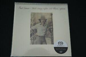Paul Simon - Still Crazy. Hybrid SACD Mobile Fidelity, New & Sealed.