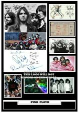 More details for (207)  pink floyd the wall signed a4 photograph (reprint) great gift @@@@@@@@@@