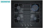 SIEMENS EP6A6PB90 60cm Bulit-in Gas Kitchen Hob Black Glass Brand NEW!!