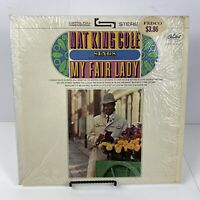 Nat King Cole - Sing My Fair Lady LP VG+ SW-2117 Stereo Vinyl 1964 Record