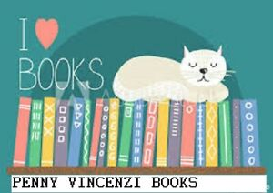 PENNY VINCENZI PAPER BACK NOVELS ASSORTED TITLES, 2 TITLES TO CHOOSE FROM