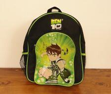 ZAINO da SCUOLA di formato medio per bambini ragazzi con personaggio BEN 10