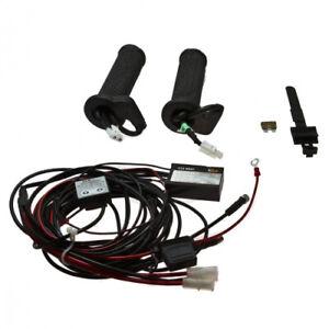 Kmx24 DAYTONA Motorcycle Grip Heating Heated 12V 4 Levels For 1 Inch Handlebars