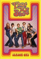 That 70's Show Season 1 Ashton Kutcher Mila Kunis Tanya Roberts USA REG1 DVD