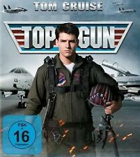 Top Gun - Tom Cruise - Kelly McGillis - Val Kilmer - DVD - NEU - OVP