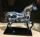 Trail of Painted Ponies:#12233 1E/ 6,558 Dream Warriors FIGURINE / PORCELAIN