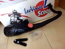 HYOSUNG Rush 50 LEOVINCE SP3 Auspuff RACE Schalldämpfer exhaust muffler i948