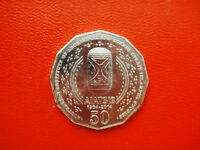 RARE- 2014 - AUSTRALIAN - AIATSIS - 50 CENT COIN FROM - RAM - UNC-LOW MINTAGE